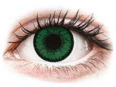 SofLens Natural Colors Emerald - Διοπτρικοί (2 φακοί)