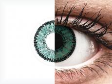 SofLens Natural Colors Jade - Διοπτρικοί (2 φακοί)
