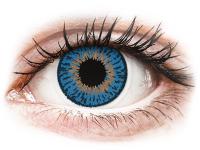 alensa.gr - Φακοί επαφής - Expressions Colors Dark Blue - Μη διοπτρικοί