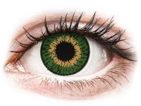 alensa.gr - Φακοί επαφής - Expressions Colors Green - Μη διοπτρικοί