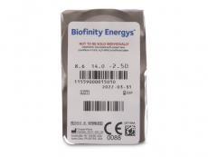 Biofinity Energys (3 φακοί)