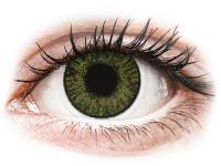 alensa.gr - Φακοί επαφής - FreshLook ColorBlends Green - Διοπτρικοί