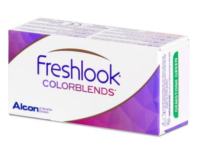 FreshLook ColorBlends Pure Hazel - Διοπτρικοί (2 φακοί)
