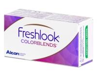FreshLook ColorBlends Sterling Gray - Διοπτρικοί (2 φακοί)