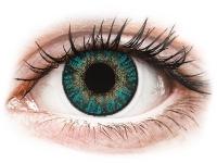 alensa.gr - Φακοί επαφής - FreshLook ColorBlends Turquoise - Διοπτρικοί