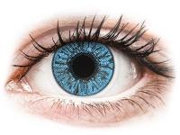 alensa.gr - Φακοί επαφής - FreshLook Colors Sapphire Blue - Διοπτρικοί