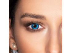 Air Optix Colors - Brilliant Blue - Διοπτρικοί (2φακοί)
