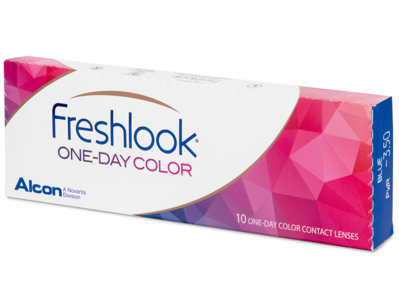 FreshLook One Day Color Pure Hazel - Διοπτρικοί (10 φακοί)