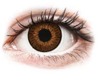 alensa.gr - Φακοί επαφής - Expressions Colors Brown - Διοπτρικοί