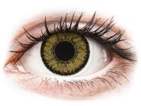 alensa.gr - Φακοί επαφής - SofLens Natural Colors Dark Hazel - Μη διοπτρικοί