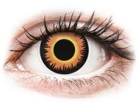 alensa.gr - Φακοί επαφής - ColourVUE Crazy Lens - Orange Werewolf - Ημερήσιοι φακοί Μη διοπτρικοί