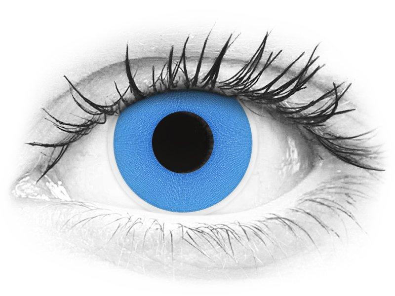 ColourVUE Crazy Lens - Sky Blue - Ημερήσιοι φακοί Μη διοπτρικοί (2 φακοί)