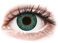 alensa.gr - Φακοί επαφής - Air Optix Colors - Turquoise - Διοπτρικοί