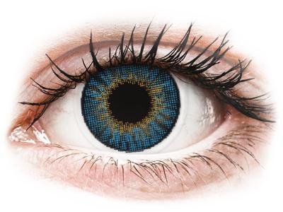 Air Optix Colors - True Sapphire - Μη διοπτρικοί (2 φακοί)