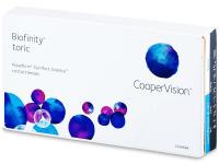 alensa.gr - Φακοί επαφής - Biofinity Toric