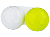 alensa.gr - Φακοί επαφής - Θήκη φακών 3D - πράσινη