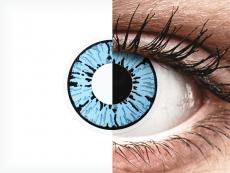 ColourVUE Crazy Lens - Blizzard - Μη διοπτρικοί (2φακοί)