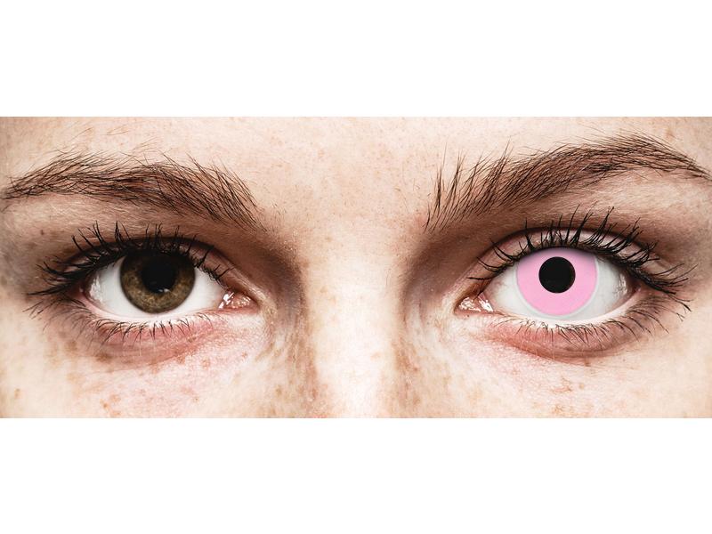 ColourVUE Crazy Lens - Barbie Pink - Μη διοπτρικοί (2φακοί)