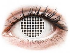 ColourVUE Crazy Lens - White Screen - Μη διοπτρικοί (2φακοί)