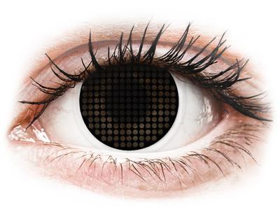 ColourVUE Crazy Lens - Black Screen - Μη διοπτρικοί (2φακοί)