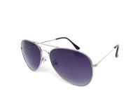 alensa.gr - Φακοί επαφής - Sunglasses Alensa Pilot Silver