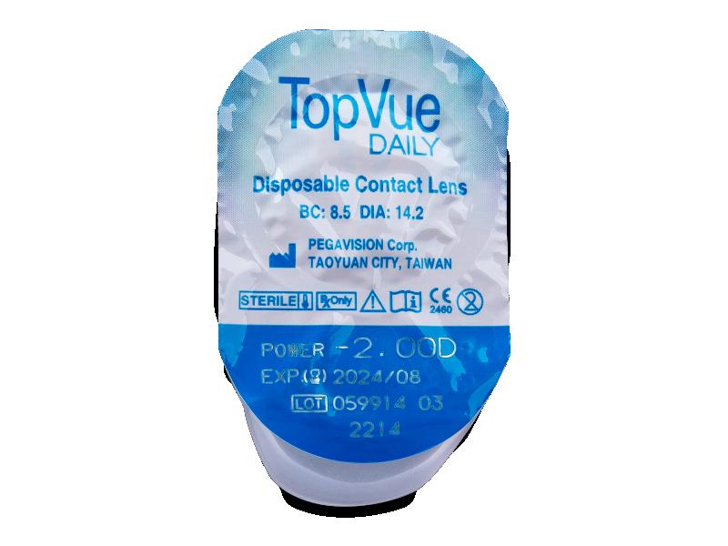 TopVue Daily (10 φακοί)