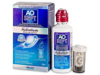 alensa.gr - Φακοί επαφής - Υγρό AO SEPT PLUS HydraGlyde 90ml
