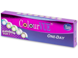 alensa.gr - Φακοί επαφής - ColourVue One Day TruBlends Rainbow
