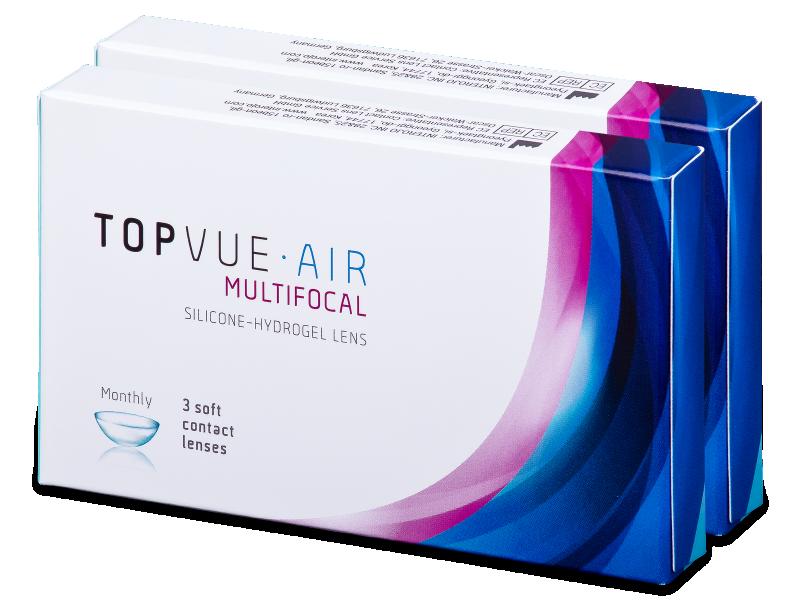 TopVue Air Multifocal (6φακοί)