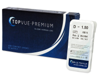 alensa.gr - Φακοί επαφής - TopVue Premium