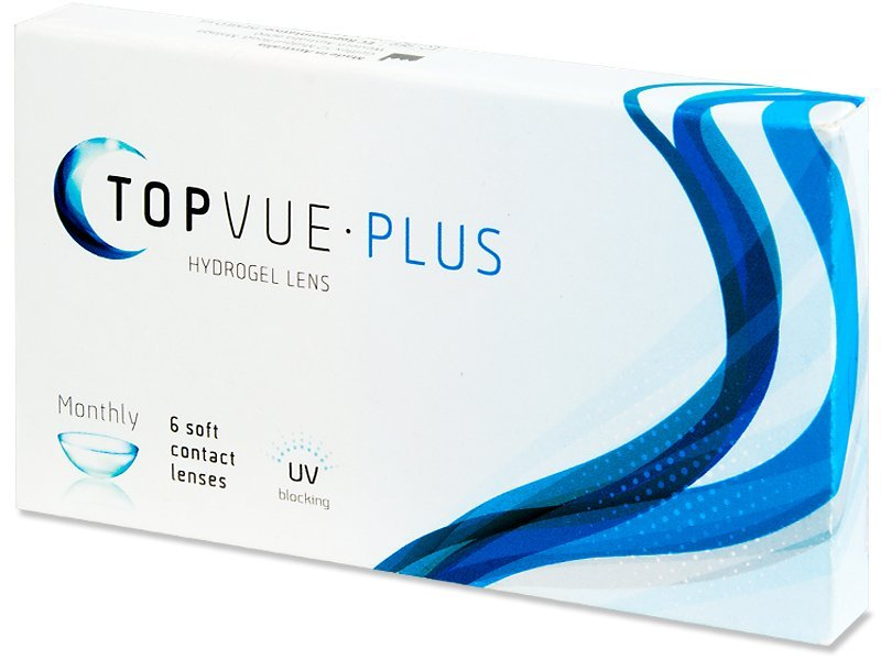 TopVue Monthly PLUS (6 φακοί)
