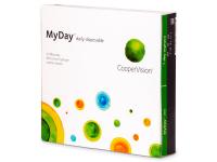 alensa.gr - Φακοί επαφής - MyDay daily disposable