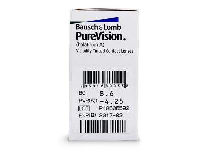 PureVision (6 φακοί)