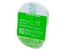 Biotrue ONEday (90φακοί)