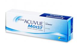 1-Day Acuvue Moist (30 φακοί)