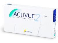 alensa.gr - Φακοί επαφής - Acuvue 2