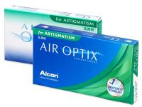 alensa.gr - Φακοί επαφής - Air Optix for Astigmatism