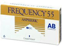 alensa.gr - Φακοί επαφής - Frequency 55 Aspheric