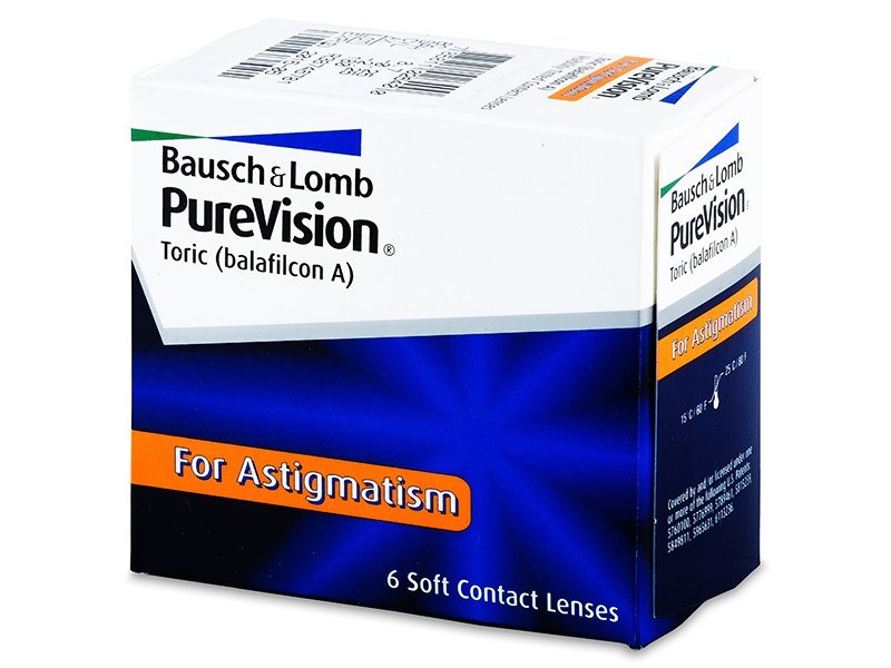 PureVision Toric (6 φακοί)