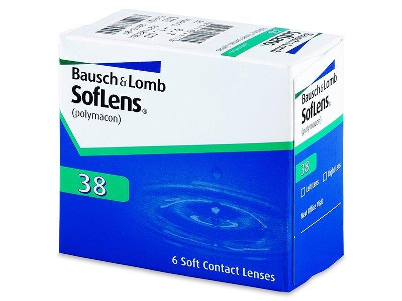 SofLens 38 (6 φακοί)