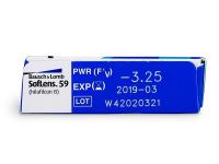 SofLens 59 (6 φακοί)