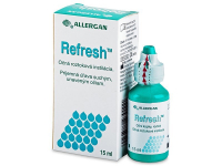 alensa.gr - Φακοί επαφής - Οφθαλμικές σταγόνες Refresh 15 ml