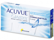 Acuvue Oasys for Astigmatism (6 φακοί)