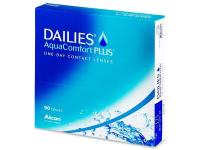 alensa.gr - Φακοί επαφής - Dailies AquaComfort Plus