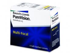 PureVision Multi-Focal (6 φακοί)