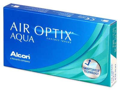 Air Optix Aqua (6 φακοί)