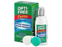 alensa.gr - Φακοί επαφής - Υγρό OPTI-FREE Express 120ml