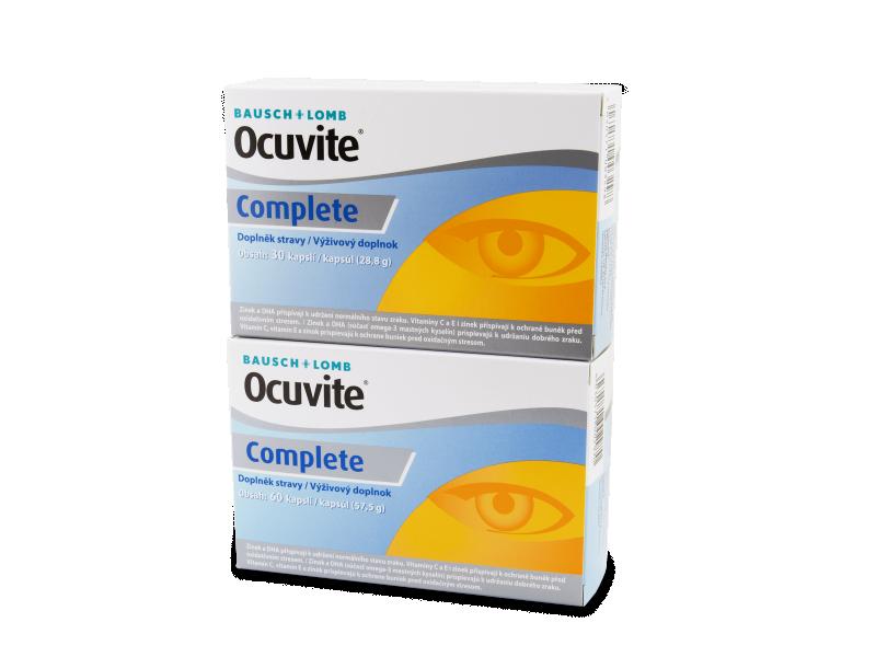 Ocuvite Complete (60 κάψουλες + 30 δώρο)