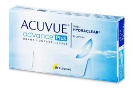 Acuvue Advance PLUS (6φακοί)