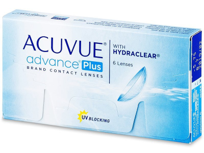 Acuvue Advance PLUS (6 φακοί)